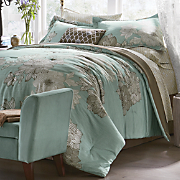 cornell 9 pc  bed set