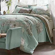 cornell 9 pc  bed set