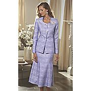jacquard skirt suit 89