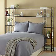 shelf headboard