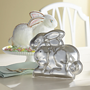3 d bunny cake pan by nordic ware
