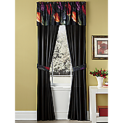 water tulips window treatments