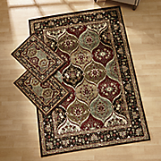 3 pc  tuscany rug set