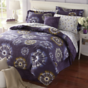 Dandelion Complete Bed Set and Matching Accessories
