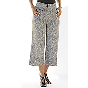 Trendy Tweed Crop Trouser