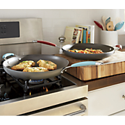 14in cucina skillet with helper handle by rachel ray