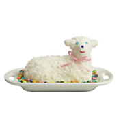 3 d easter lamb cake mold by nordic ware
