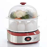 Double Decker Egg Cooker/Steamer by Emeril
