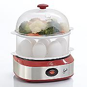 Double Decker Egg Cooker/Steamer by Emeril