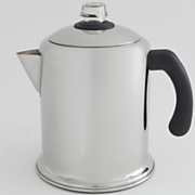 stovetop percolator by farberware