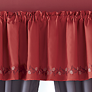 color connection azalea valance by montgomery ward