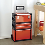 Rolling Tool Chest with Detachable Compartment