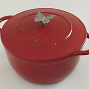 5 qt  cast iron dutch oven by the pioneer woman