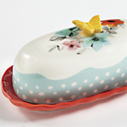 butter dish by the pioneer woman