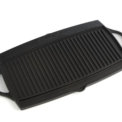 Cast Iron Double Griddle by The Pioneer Woman