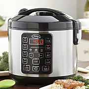 Ginny's Brand 4-qt. 8-in-1 Multicooker