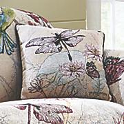 nature s curio decorative pillow
