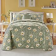 Darla Bedspread/Sham Set, Decorative Pillow and Window Treatments
