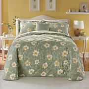 Darla Bedspread/Sham Set, Decorative Pillow and Window Treatments