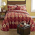 Carmel Bedspread and Sham