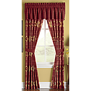 carmel panel pair and valance