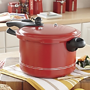 Ginny's Brand 6-Piece Pressure Cooker/Fryer Set