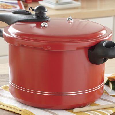 Ginny's Brand 6-Piece Pressure Cooker/Fryer Set