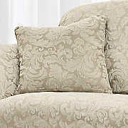 scroll decorative pillow by sure fit