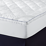 sleep connection satin rejuvenator pad by montgomery ward