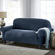 Stretch Ribbon Stripe Slipcover by Sure Fit
