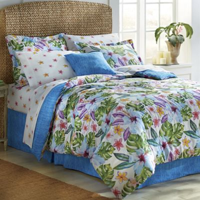 Kauai Complete Bed Set and Matching Accessories