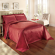 meredith quilted bedspread and sham