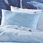 dolphin cove accent pillow