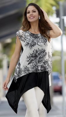 Branching Out Tunic