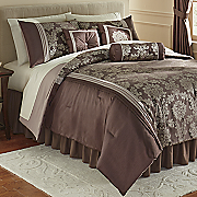angelo jacquard comforter set