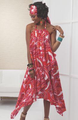 Mathai Caftan Dress
