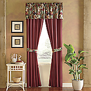 Color Connection® Toucan Panel Pair and Valance by Montgomery Ward®