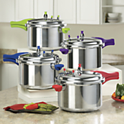 6-Qt. Manual Pressure Cooker by MAS