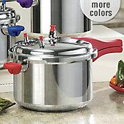 6 qt  manual pressure cooker by mas