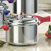 6 qt  manual pressure cooker by mas