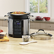 6-Qt. Pasta/Rice Cooker and Food Steamer by Aroma