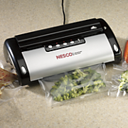 commercial grade vacuum sealer by nesco