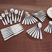 45-Piece Le Havre Flatware Set by Cuisinart