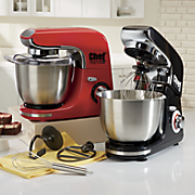 chef tested 12 speed stand mixer by montgomery ward
