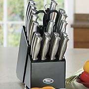 22 pc  baldwyn cutlery set by oster
