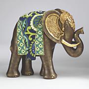 Chiamaka Elephant Figurine