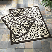3-Piece Bay Breeze Indoor/Outdoor Rug Set