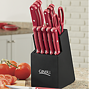 14-Piece Cutlery Set by Ginsu