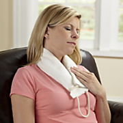 hot cold herbal therapy neck wrap