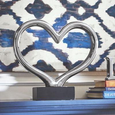 Heart Art Tabletop Décor